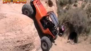 "VIDEO EXTREME OFF ROAD 4X4 ""VIDEO CAR EXTREME OFF ROAD 4X4 BIG FOOT AND BIG CRASH"""