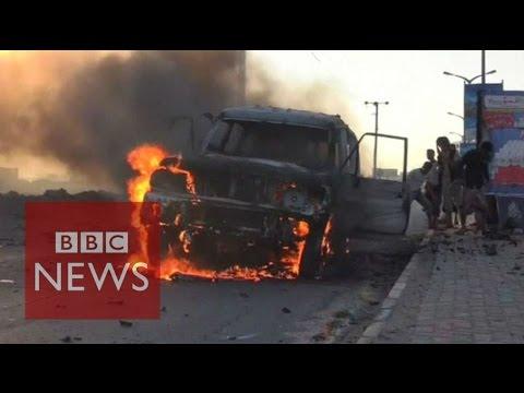 Why is Saudi Arabia getting involved in Yemen? BBC News