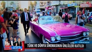 TRT1 haber - 53. Uluslararası Antalya Film Festivali Kortej Başladı