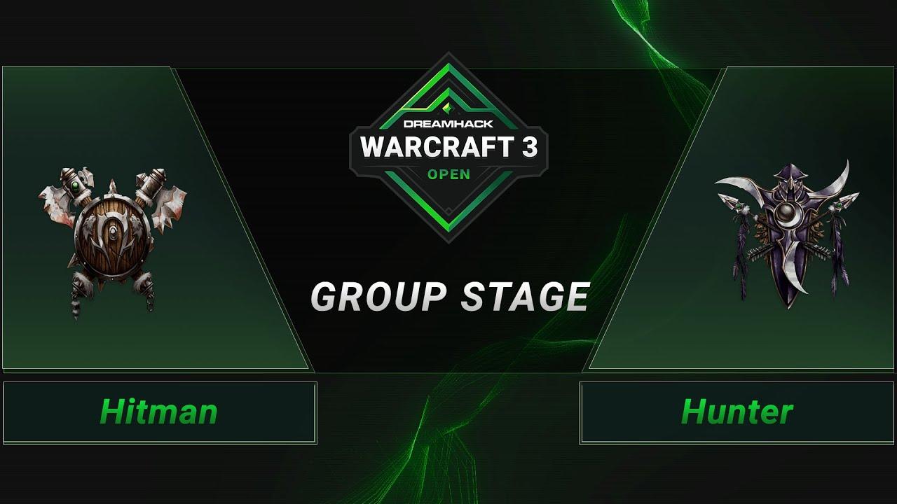 Download WC3 - Hitman vs. Hunter - Groupstage - DreamHack WarCraft 3 Open: Summer 2021 - America