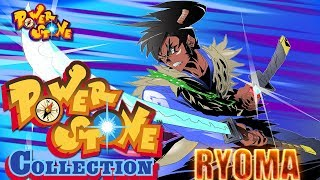 Power Stone Collection PSP Playthrough - POWER STONE 1 STORY MODE with RYOMA