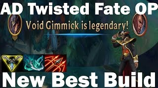 adc twisted fate is unbeatable league of legends guide