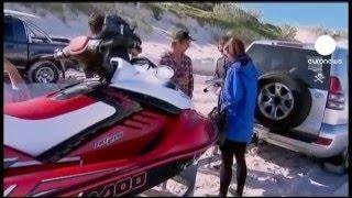 Avusturalya'Da Katil Köpekbalığı Avı