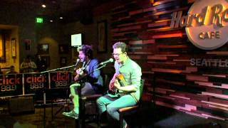 Click 98 9 Acoustic Lounge Passion Pit Carried Away