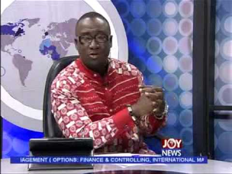 Government Pharmacists Strike Again - PM Express on Joy News (1-4-14)