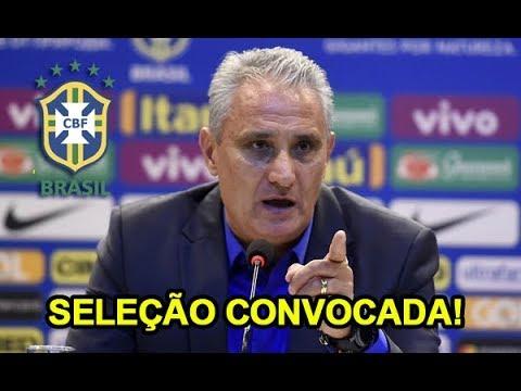 f4263af467 VEJA QUEM SÃO OS 23 CONVOCADOS POR TITE PRA SELEÇÃO BRASILEIRA NA COPA DO MUNDO  2018