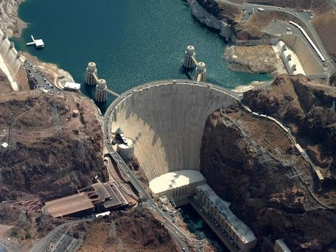 HOW IT'S MADE: The Glen Canyon Dam (720p)