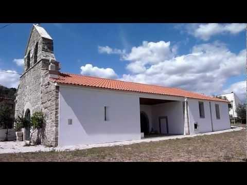 Quintela de Lampaças - Igreja. Visite http://www.quintela.com.pt
