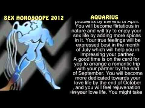 Aquarius Sex Horoscope 44