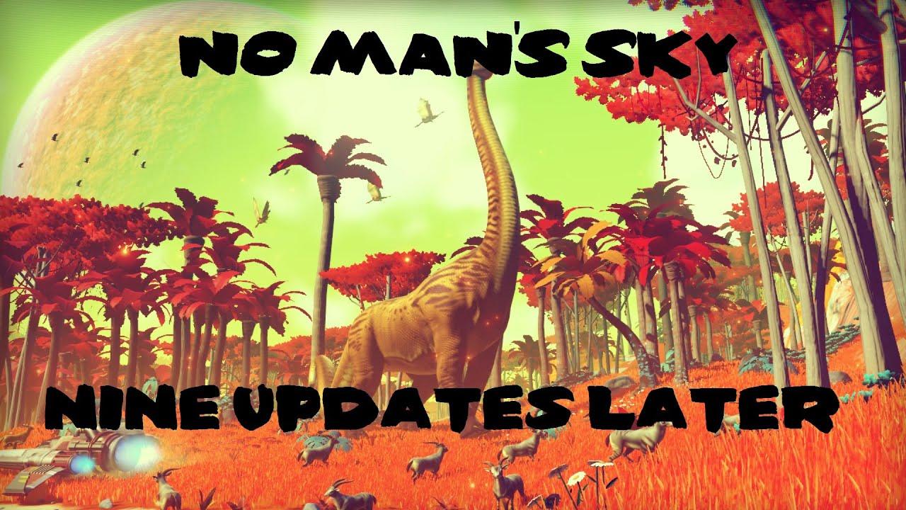 No Mans Sky 1.09