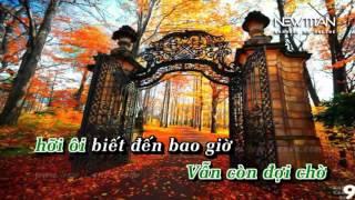Karaoke Con tim đang cố quên  Jimmy Nguyễn beat phối