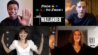 Face to Face with the Cast of Netflix's Young Wallander