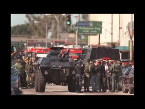 1997 North Hollywood Shootout - LAPD police radio audio
