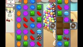 Candy Crush Saga Level 158 - no boosters
