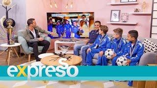 Legends Soccer School makes SA proud in Dubai