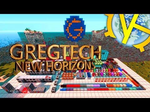 Просто ужас... | Minecraft - GT New Horizons #1
