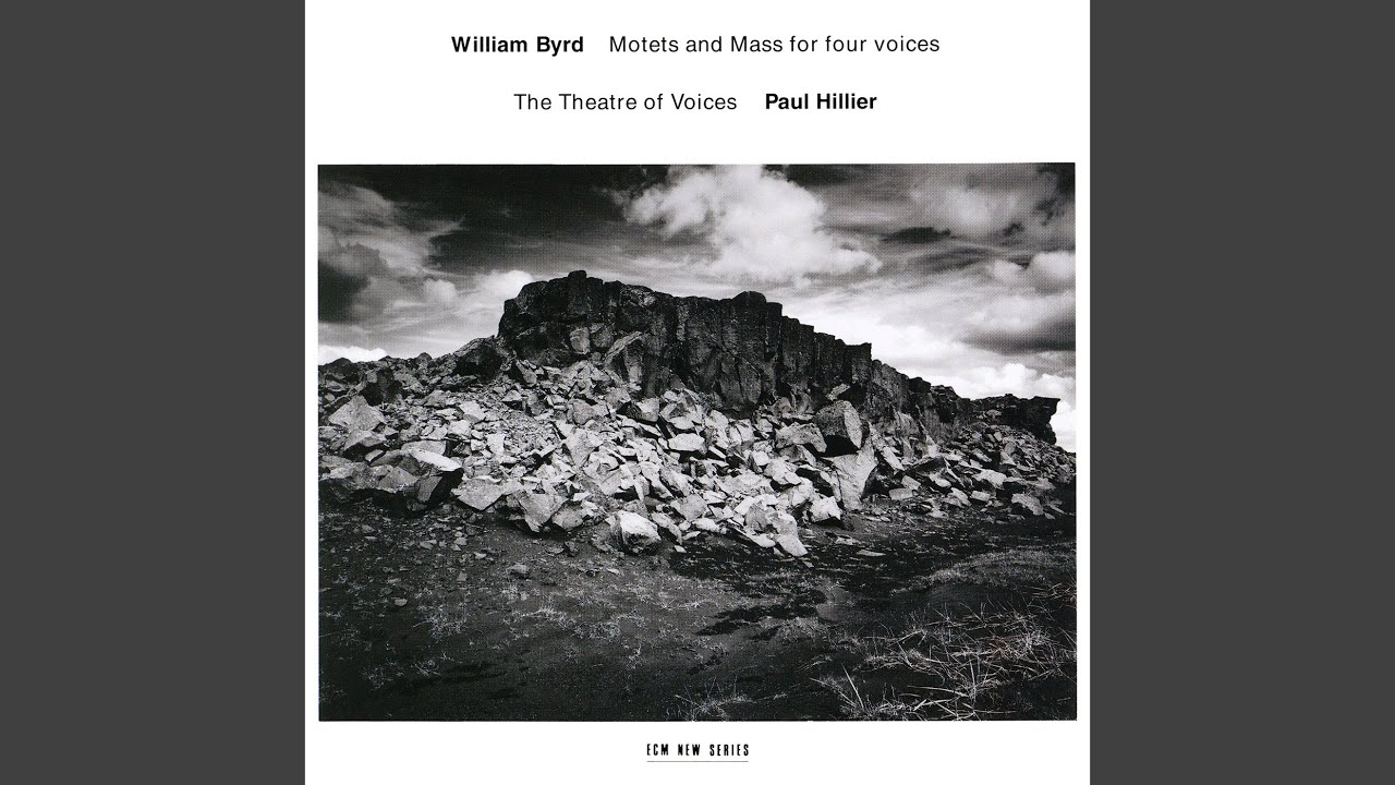 Byrd: Mass for four voices - Sanctus
