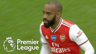 Alexandre Lacazette doubles Arsenal's lead at Molineux   Premier League   NBC Sports