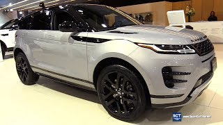 2020 Range Rover Evoque - Exterior And Interior Walkaround - Debut At 2019 Montreal Auto Show