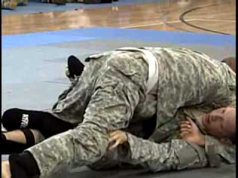 Hand-to-Hand Combat - Combatives Training - SETAF - US Army Africa - Vicenza Italy - 090722