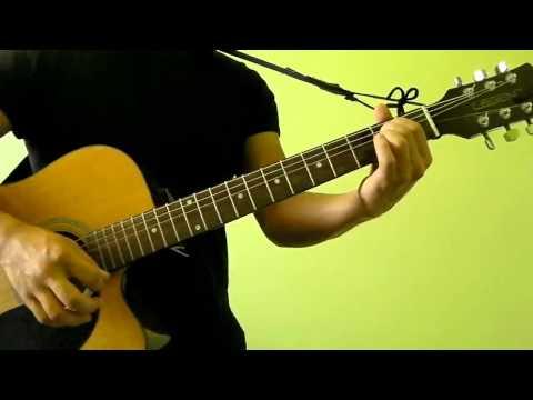 Without You - David Guetta ft Usher - Easy Guitar Tutorial (No Capo)