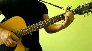 Without You - David Guetta ft Usher - Easy Guitar Tutorial (No Capo)