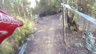 "Downhill Suamox  ""pista las antenas, Duitama"""