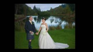 Wedding photography at Drumtochty