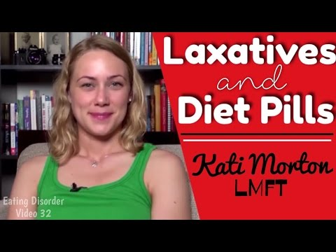 Laxatives & Diet Pills - Eating Disorder Video #32