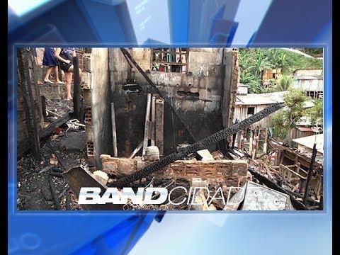 Incêndio de grandes proporções atinge casas no bairro Compensa 2