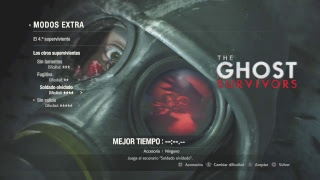 Resident Evil 2 Remake The Ghost Survivors - Soldado Olvidado