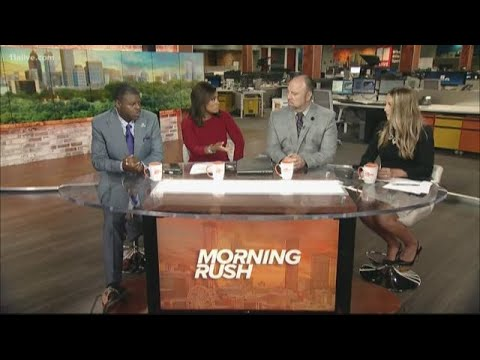 Morning Rush anchors react to Prince Harry, Meghan Markle suing Daily Mail