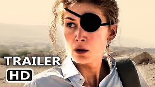 A PRIVATE WAR Movie Clip Trailer (2018) Rosamund Pyke, Jamie Dornan, Biopic Movie