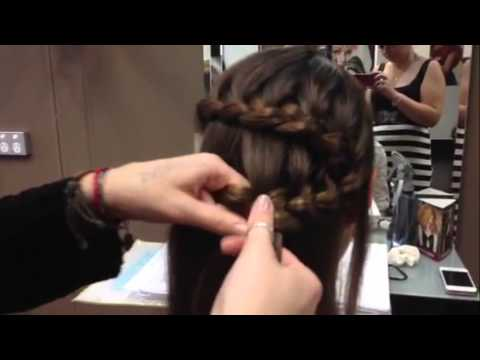 Skizzas Hair Design How To Series: Zig Zag Braid