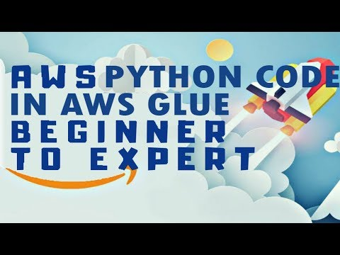 Python Tutorial - How to Run Python Scripts for ETL in AWS Glue thumbnail