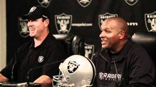 2011 Oakland Raiders opponents as targets