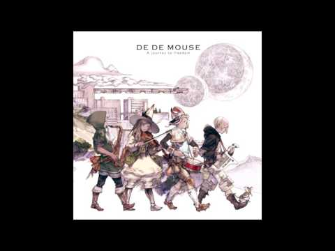 DE DE MOUSE - A journey to freedom (Full Album)