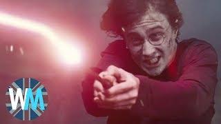 Top 10 Harry Potter Battles