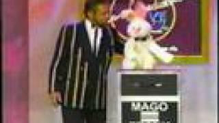 Video del Mago Frank y el Conejo Blas en Los Comediantes