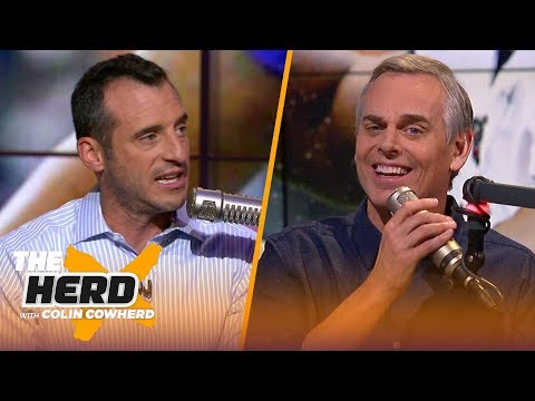 Kawhi is the best player in the NBA, Browns have gotten worse not better  Doug Gottlieb | THE HERD