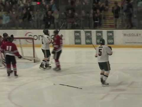 Men's Hockey: #18 Vermont vs. Northeastern (1/16)