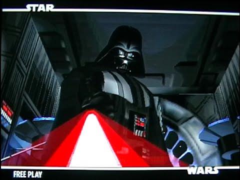 star wars trilogy 1cc arcade pcb youtube. Black Bedroom Furniture Sets. Home Design Ideas