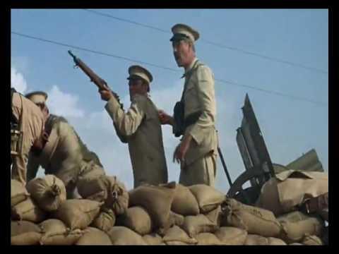 100 Rifles: escenas de rodaje en Guadix y El Marquesado