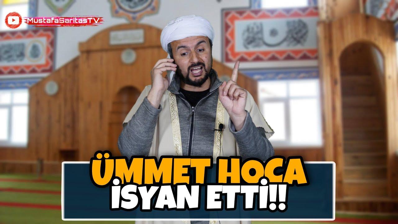 Ümmet Hoca isyan etti! Neden imamlara aşı yok?
