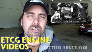 Engine Replacement Videos From Ericthecarguy