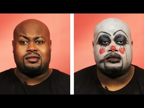 People Who Are Afraid Of Clowns Get Pranked With Clown Makeovers