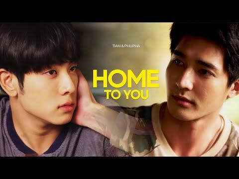 Phupha & Tian ► Home To You [FMV] | 1000 Stars [BL]