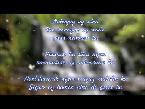 Kas Anu Ngata - Junie Rey Bag-ayan (Lyrics Video)