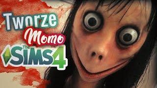 TWORZĘ MOMO w The Sims 4 + Moja opinia