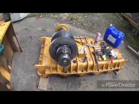 видео: башенные краны , редуктора и барабаны !